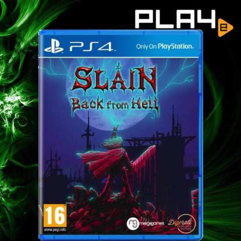 PS4 Slain Back From Hell (R2)