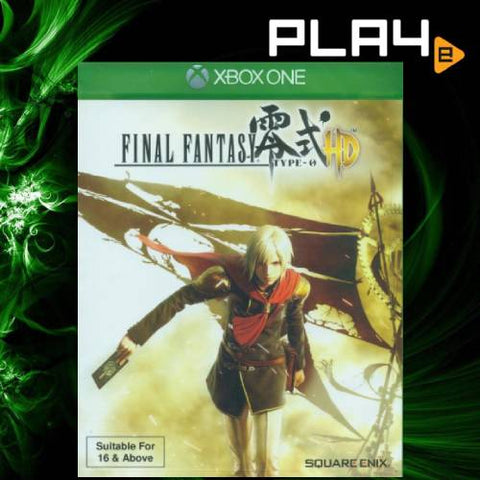 XBox One Final Fantasy Type-0 HD (ENG)