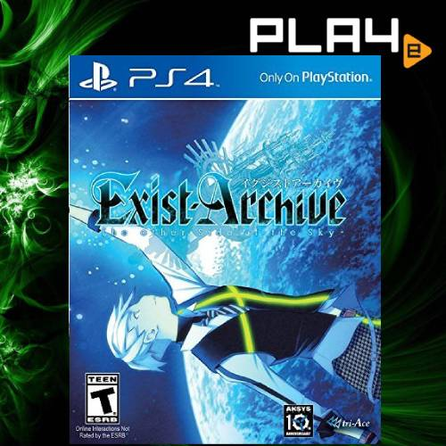 PS4 Exist Archive The Other Side Of The Sky (R1)