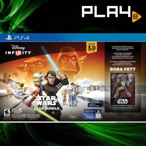 PS4 Disney Infinity 3.0 Clone Wars Starter