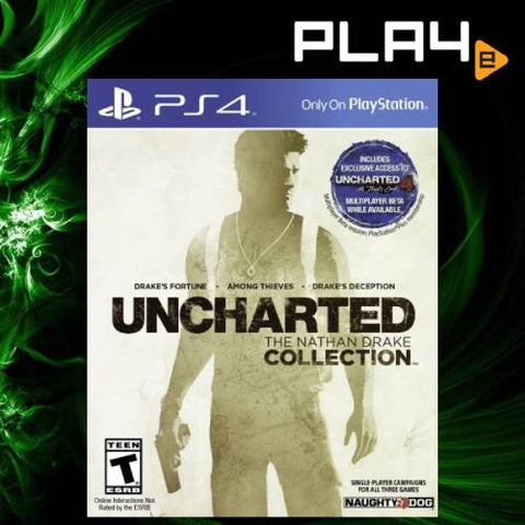 PS4 Uncharted The Nathan Drake Collection (R1)