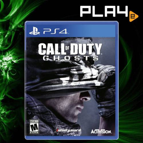 PS4 Call Of Duty Ghosts (R1)