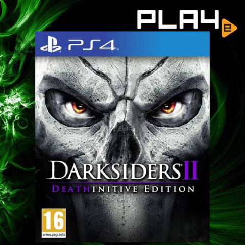 PS4 Darksider 2 Deathinitive Edition