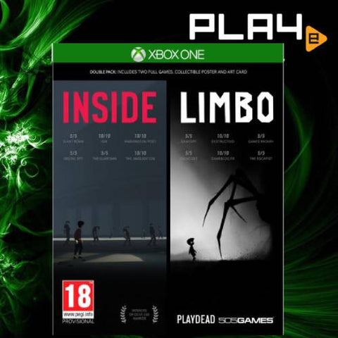 XBOX One Inside/Limbo Double Pack