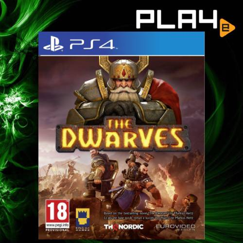 PS4 THE DWARVES