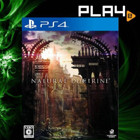 PS4 Natural Doctrine (R3)
