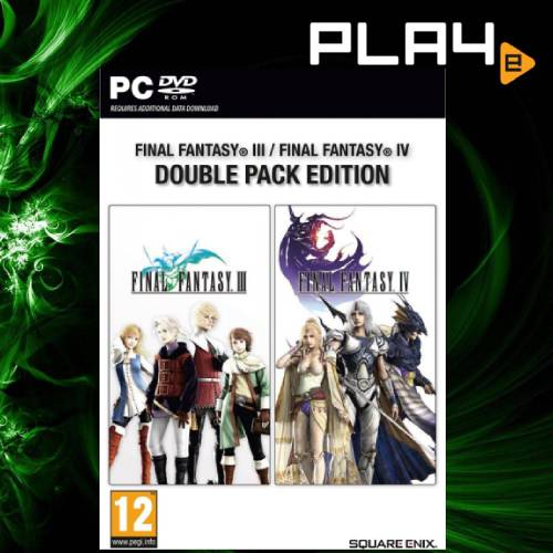 PC Final Fantasy IV Double Pack Edition