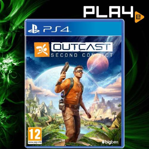 PS4 Outcast Second Contact (R2)