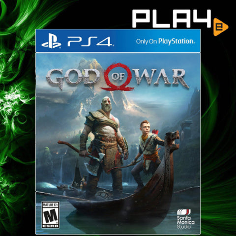 PS4 God of War (R1)