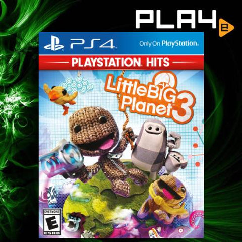 PS4 Little Big Planet 3 (R1)
