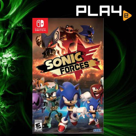 Nintendo Switch Sonic Forces
