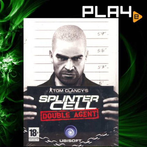 PC Tom Clancy's Splinter Cell Double Agent