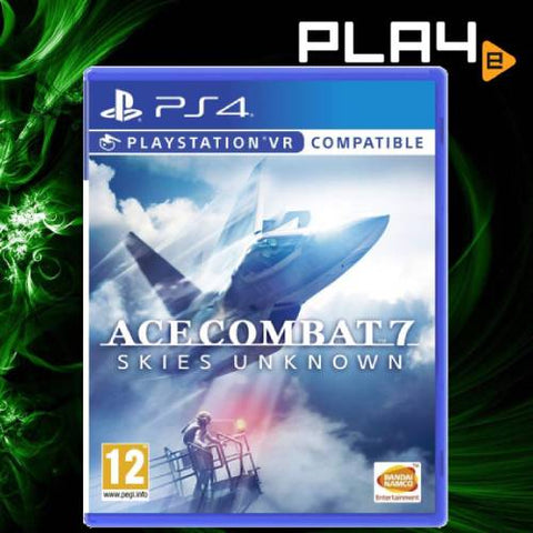 PS4 Ace Combat 7 Skies Unknown (R2)