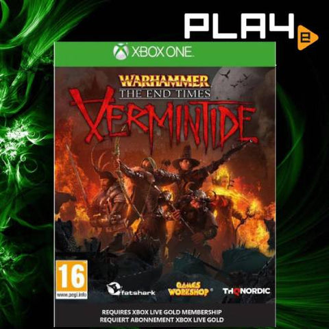 Xbox One Warhammer: End Times Vermintide (M18)