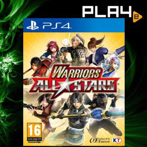 PS4 Warriors All Star (R2)
