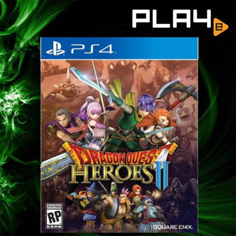 PS4 Dragon Quest: Heroes II