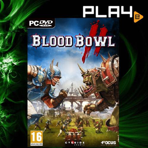PC Blood Bowl 2