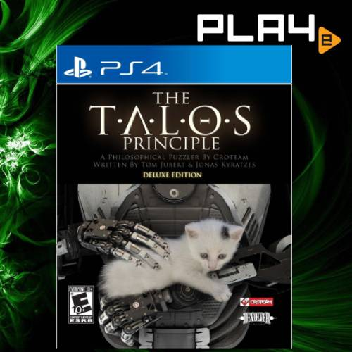 PS4 The T.A.L.O.S Principle Deluxe Edition