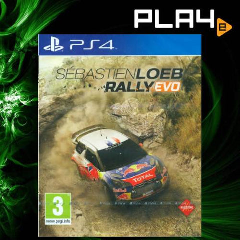 PS4 Sebastien Loeb Rally EVO (R2)