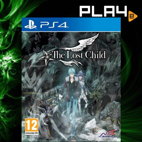 PS4 The Lost Child (R2)