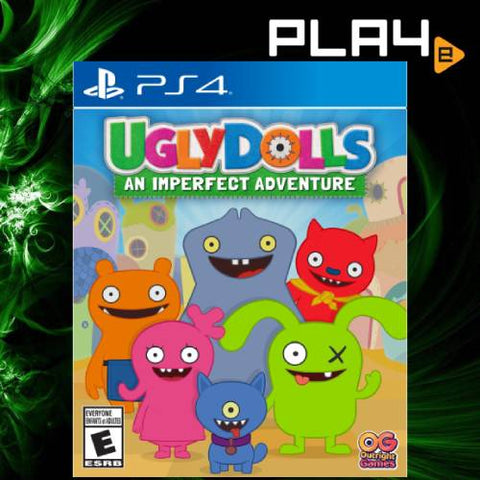 PS4 UglyDolls an Imperfect Adventure (R2)