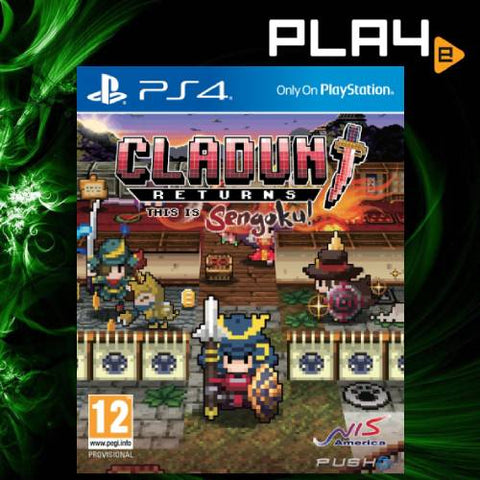 PS4 Cladun Returns