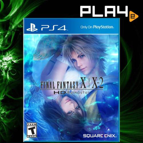PS4 Final Fantasy X/X-2 HD Remaster (R1)