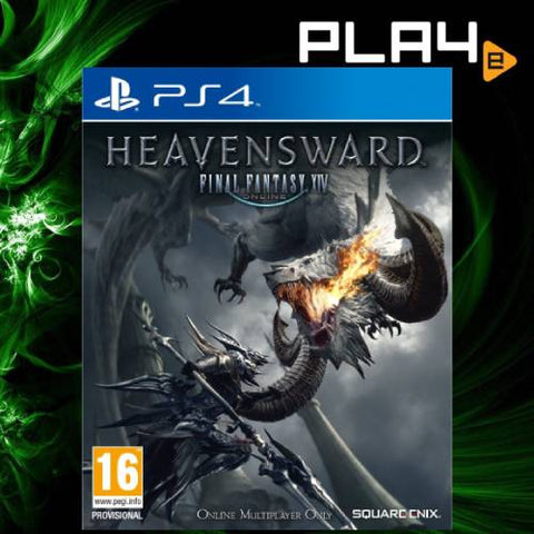PS4 Final Fantasy XIV: Heavensward (EU)