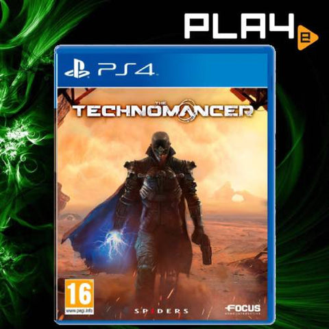 PS4 The Technomancer