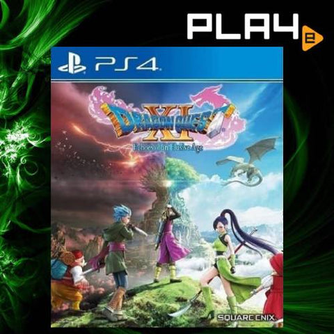 PS4 Dragon Quest XI Echoes of an Elusive Age (R3)