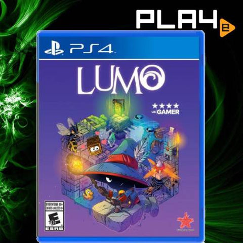PS4 Lumo (Region 1)
