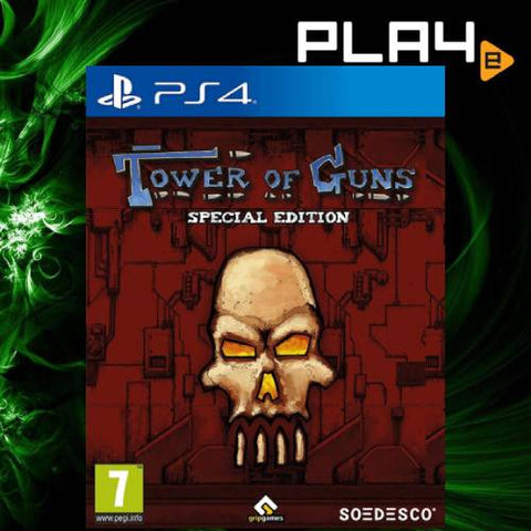 PS4 Tower of Guns [Special Edition] (R2)