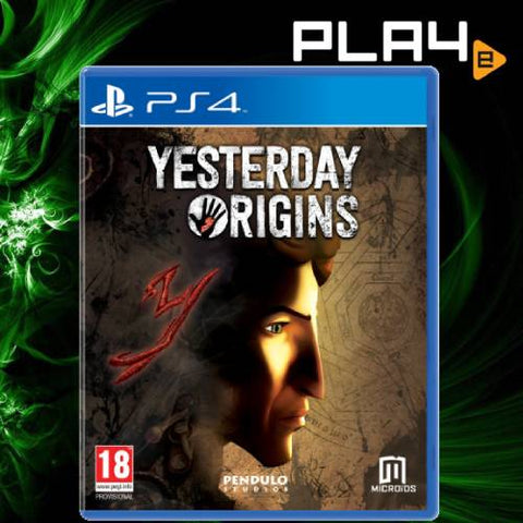 PS4 Yesterday Origins (R2)