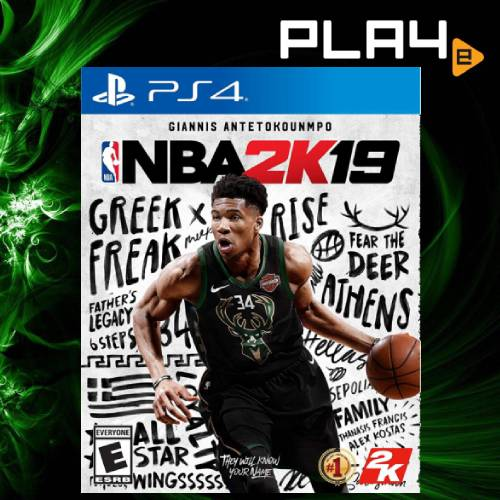 PS4 NBA 2K19 (standard edition)
