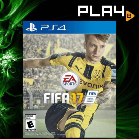 PS4 FIFA 17 (Pre-Owned)