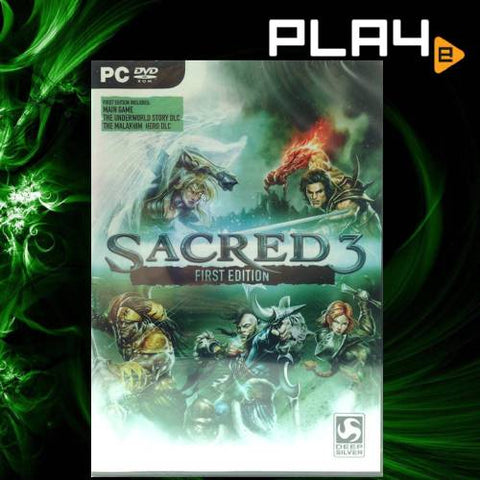 PC Sacred 3 First Edition