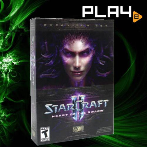 PC Starcraft II Expansion Heart of The Swarm