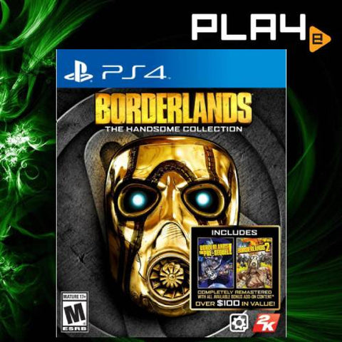 PS4 Borderlands The Handsome Collection (R1)
