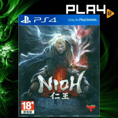 PS4 Nioh M18 - Multi Language