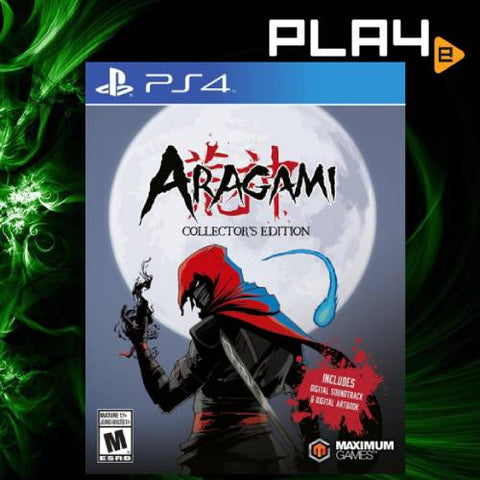 PS4 Aragami - Collector's Edition (US)
