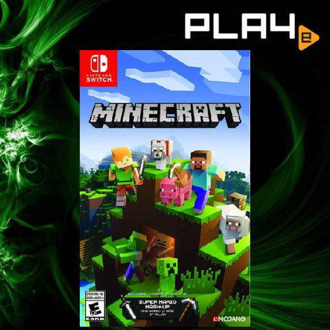 Nintendo Switch Minecraft (US)