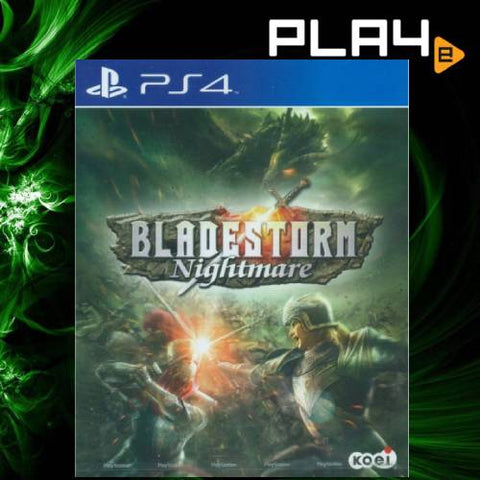 PS4 BladeStorm: Nightmare (Eng Sub)