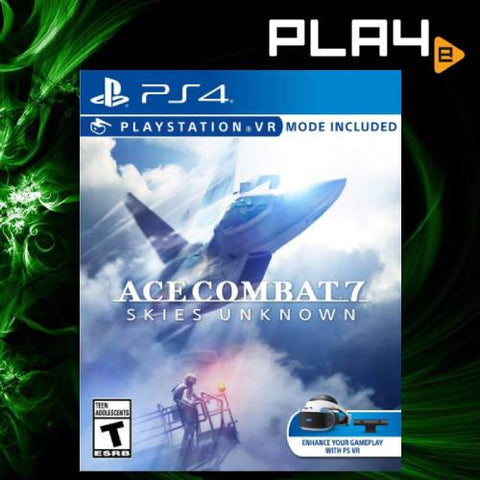 PS4 Ace Combat 7: Skies Unknown (R3)
