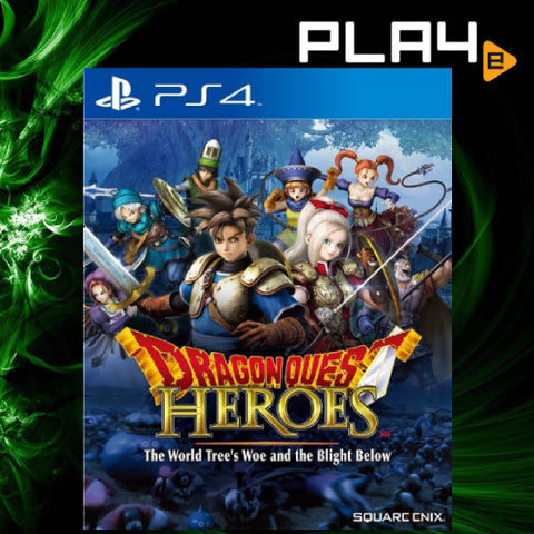 PS4 Dragon Quest Heroes World Tree's Woe
