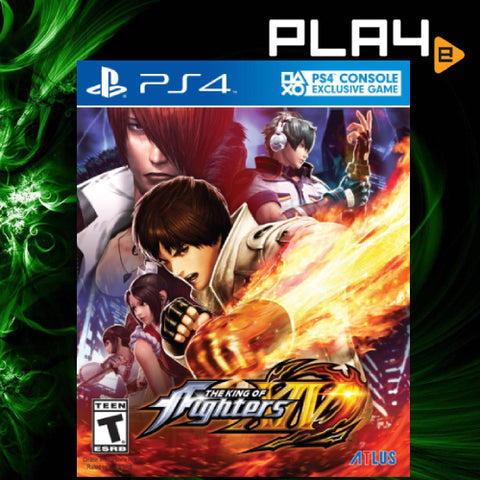 PS4 The King of Fighters XIV (US)