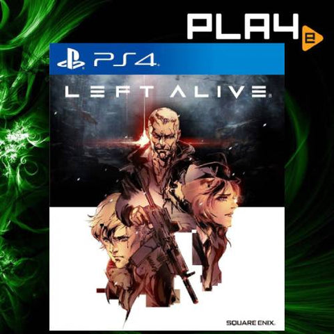PS4 Left Alive (R3)
