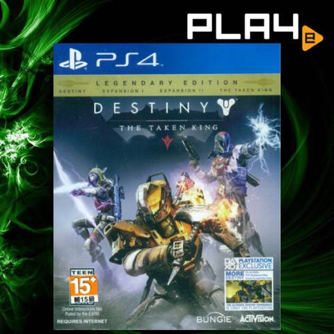 PS4 Destiny The Taken King (Code Expired)