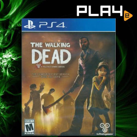 PS4 The Walking Dead: Season One M18 (US)