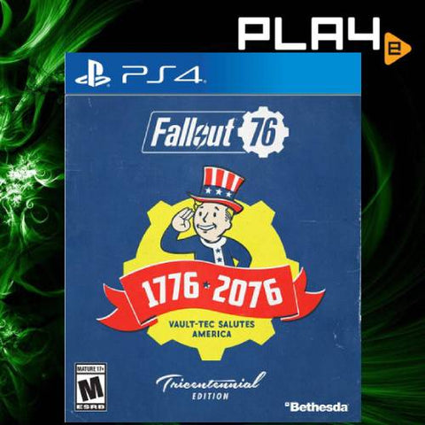 PS4 FALLOUT 76 [TRICENTENNIAL EDITION]
