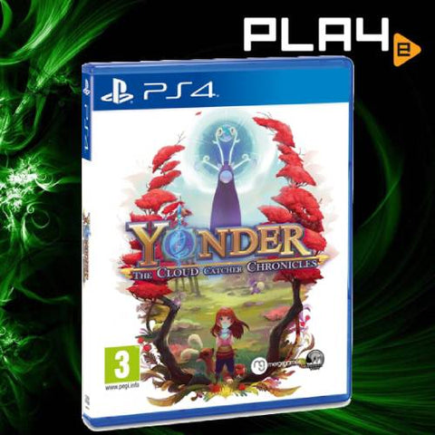 PS4 Yonder The Cloud Catcher Chronicles (R2)